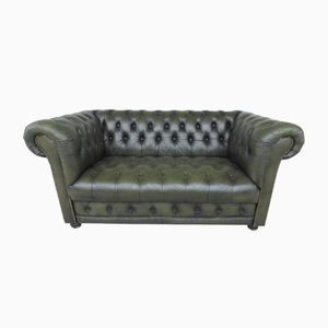 Vintage French Chesterfield Sofa, 1970s
