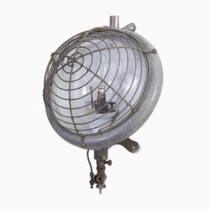 Vintage Ex Gas Bulkhead Light