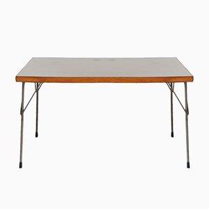 Table de Salle à Manger 3705 Industrielle par Wim Rietveld pour Gispen