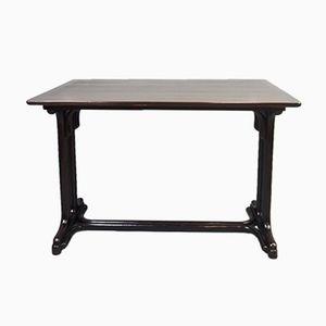 Buchenholz Tisch von Thonet, 1920er