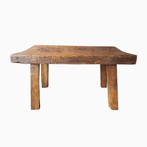 Table Rustique, France, 1850s