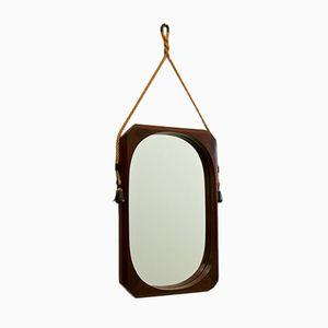 Italienischer Vintage Spiegel, 1960er