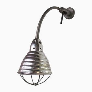 Vintage Industrial Magnetic Lamp