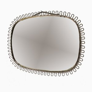 Mid-Century Mirror by Josef Frank for Svenskt Tenn, 1950s