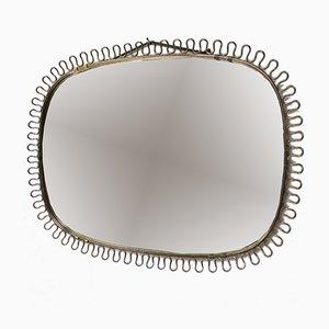 Specchio Mid-Century di Josef Frank per Svenskt Tenn, anni '50