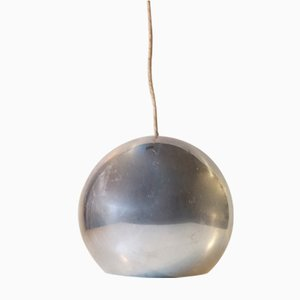 Vintage Topan Ball Pendant by Verner Panton for Louis Poulsen, 1960s