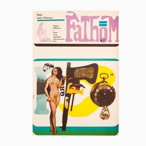 Poster del film Fathom di Stanislav Vajce, 1969