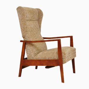 Reclining Lounge Chair, 1960s
