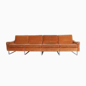 Modulares 4-Sitzer Sofa, 1960er