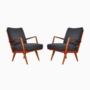 Armchairs from Walter Knoll / Wilhelm Knoll, 1950s, Set of 2