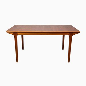 Mid-Century Teak T3 Extendable Dining Table from McIntosh