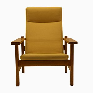 Mid-Century Easychair by Hans J. Wegner for Getama