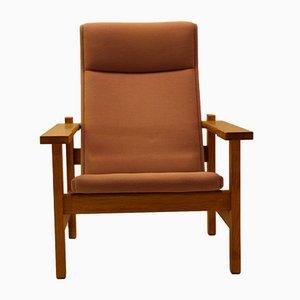 Mid-Century Sessel von by Hans J. Wegner für Getama