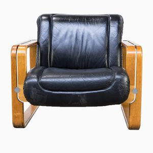 Armchair by Lou Hodges for Hodges, 1970s
