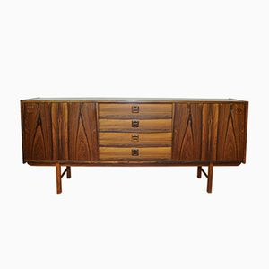 Swedish Rosewood Sideboard from Ikea, 1950s