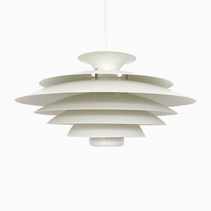 Danish Modern Layered Pendant Lamp from Formlight, 1960s
