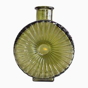 Mid-Century Aurinkopullo Vase von Helena Tynell für Riihimaen Lasi Oy