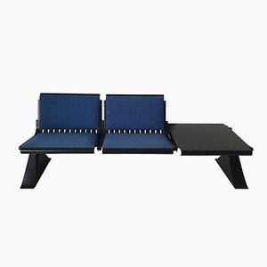 Industrial Bench by the Artifort Design Team for Artifort, 1970s