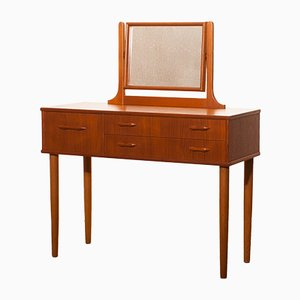 Teak Dressing Table from Ulferts, 1950s