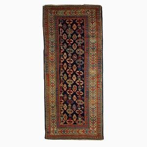 Tappeto antico Gendje caucasico fatto a mano