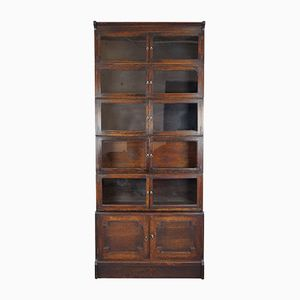 Oxford Sectional Bookcase by William Baker, 1910