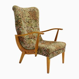 Austrian Lounge Chair, 1950s