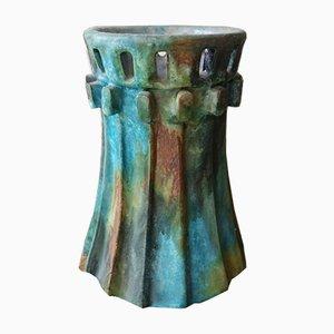 Vaso Sea Garden Mid-Century di Alvino Bagni per Bagni Ceramiche