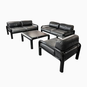 Set di sedute vintage di Gae Aulenti per Knoll