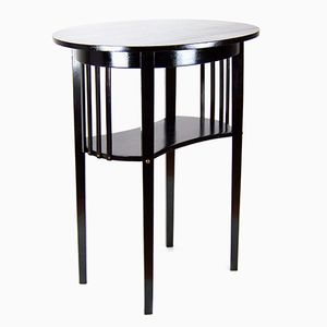 208 Viennese Art Nouveau Table from Thonet, 1910s