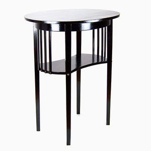 Wiener 208 Jugendstil Tisch von Thonet, 1910er