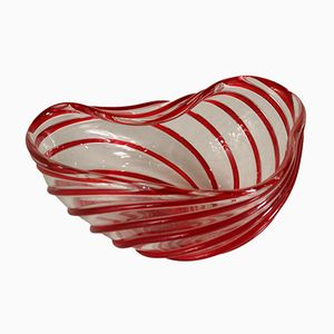 Blown Glass Centerpiece by Archimede Seguso, 1960s