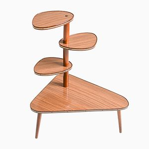 Mid-Century Plant Stand