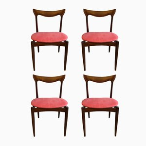 Dining Chairs by H.W. Klein for Bramin, 1960s, Set of 4