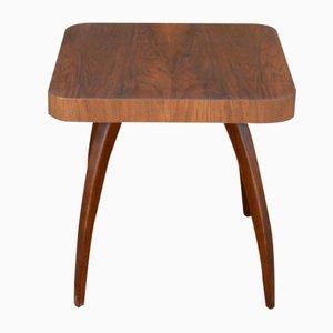 Tavolino da caffè Spider di Jindrich Halabala, anni '50
