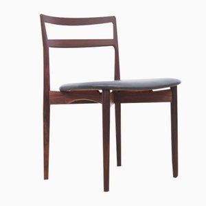 Palisander Modell 61 Stühle von Harry ØStergaard für Randers Møbelfabrik, 1961, 6er Set