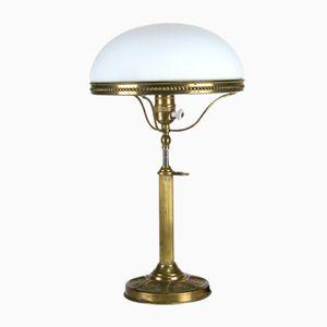 Antike Jugendstil Tischlampe
