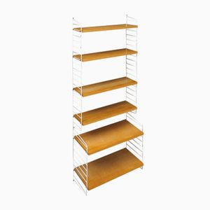 Mid-Century String Shelving System in Ash by Nisse Strinning