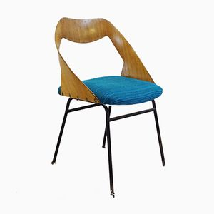 Mid-Century Chair by Louis Paolozzi, 1950s