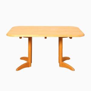 Tavolo di Ansager Mobler, anni '70