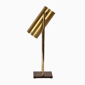 Trombone Desk Lamp by Jo Hammerborg for Fog & Mørup, 1960s