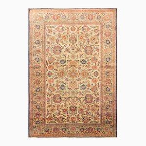 Antiker Persischer Seiden-Teppich