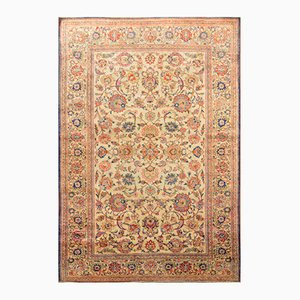 Antique Silk Persian Carpet