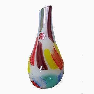 Vase for Pietro Toso, 1960s