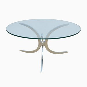 Glass Table, 1970s