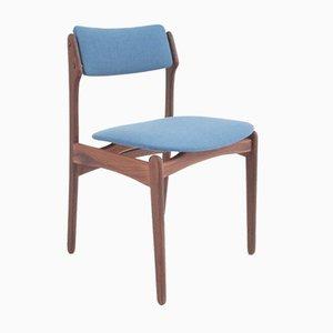 Moderne Dänische Vintage Esszimmerstühle aus Palisander, 4er Set
