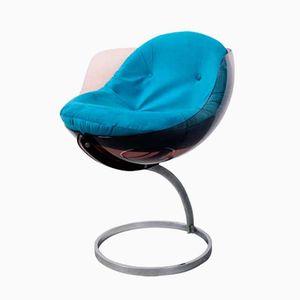 Sphere Stühle von Boris Tabacoff für MMM, 1972, 2er Set