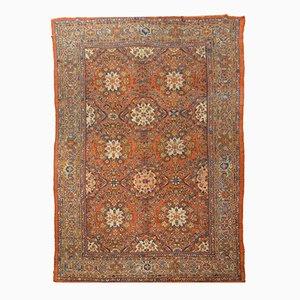 Antiker Feraghan Teppich aus Wolle