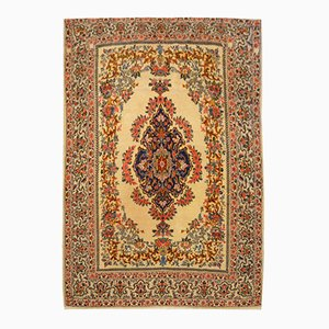 Vintage Persian Wool Carpet