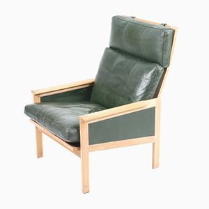 Mid-Century Capella Armchair by Illum Wikkelsø for Eilersen