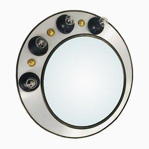 Specchio da camera da letto, anni '70